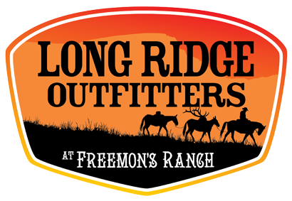 Long Ridge Outfitters Logo hunting 01