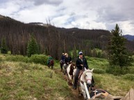 horseback riding creede colorado 08